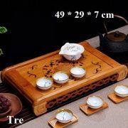 khay trà tre khổng minh bền đẹp giá rẻ