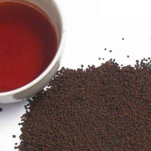trà đen pha trà sữa dạng trà hạt CTC hàng Việt Nam xuất khẩu Tây Âu đảm bảo chất lượng.