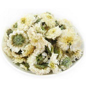 Hoa cúc bạch khô sấy lạnh cao cấp hàng việt nam xuất khẩu gói 100g ngon