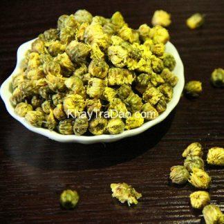 nụ hoa cúc khô dùng để pha trà hoa cúc hàng việt nam xuất khẩu giá rẻ