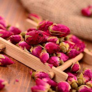 Trà hoa hồng sấy lạnh đảm bảo chất lượng hàng việt nam hưng yên gói 100g