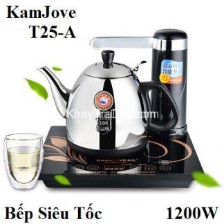 bàn trà điện giá rẻ kamjove t25a chính hãng