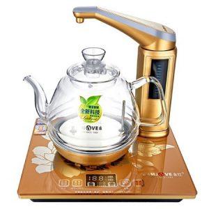 Bàn trà điện pha trà tự động bơm nước thông minh KamJove G7 chính hãng