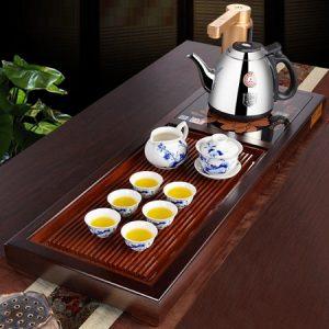 Bàn trà điện đun nước pha trà đa năng trung quốc chính hãng Kamjove V16