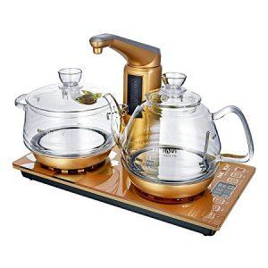 bàn trà điệnđa năng thông minh Kamjove G9 là loại tự động bơm nước