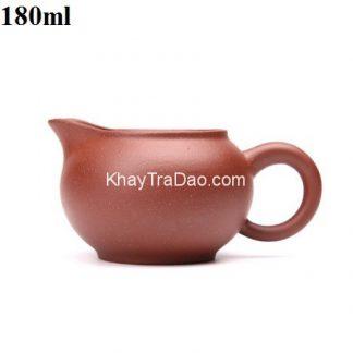 chén tống tử sa nghi hưng nguyên khoáng công năng làm chuyên trà tốt dung tích 180ml