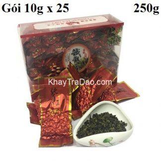 trà thiết quan âm phúc kiến loại ngon hảo hạng đảm bảo chất lượng QA02