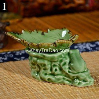 lọc trà đẹp gốm sứ cao cấp nhiều dáng cổ lạ mắt lt18