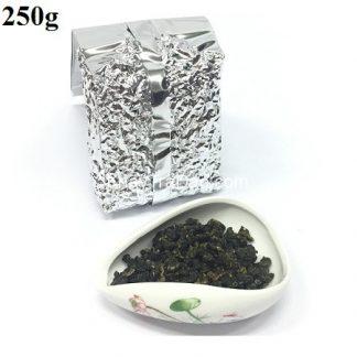 trà ô long trắng lâm đồng loại ngon hương rất thơm túi hút chân không 250g đảm bảo
