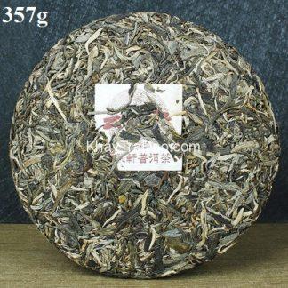 trà phổ nhĩ sống vân nam bánh tròn 357g loại ngon lâu năm