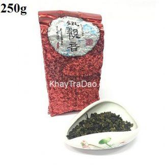 trà thiết quan âm phúc kiến gói hút chân không 250g đảm bảo loai ngon thượng hạng