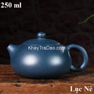 ấm trà tử sa tây thi lục nê nguyên khoáng nghi hưng dòng khỏe và mượt ats192