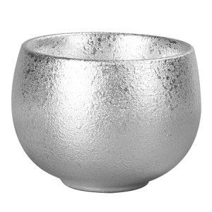 chén thiên mục bạc sần đẹp dùng làm chén tướng uống trà ngon giữ hương vị trà lâu 100ml