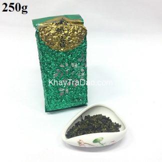trà thiết quan âm phúc kiến loại ngon hảo hạng túi hút chân không 250g đảm bảo chất lượng