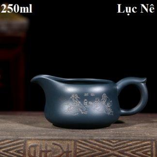 chuyên trà tử sa lục nê nguyên khoáng khắc thần trà 250ml