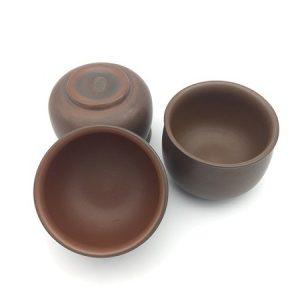 chén trà nê hưng giữ nhiệt cực tốt uống trà ngon thủ công dung tích 65ml.