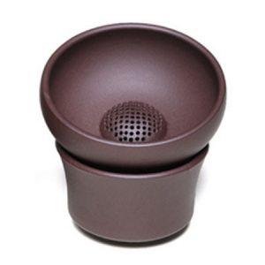Lọc trà tử sa tử nê nguyên khoáng lưới cầu đục tay thủ công nhiều lỗ dùng lược trà rất tốt.